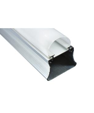 Perfil Aluminio D04