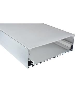 Perfil Aluminio 10032 Luminaria Lineal