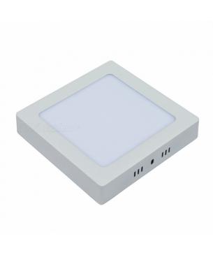 Paneles LED cuadrado de sobreponer Blanco