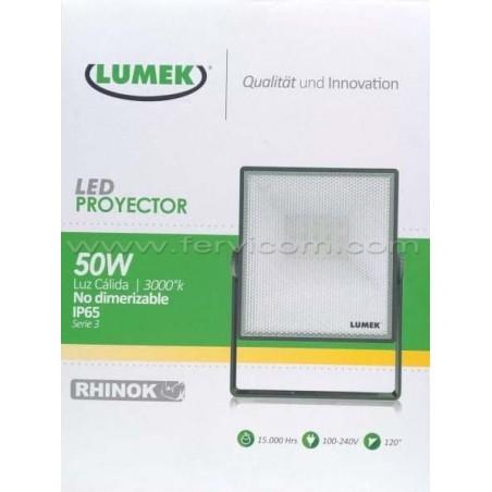 Reflectores Lumek de LED Blanco