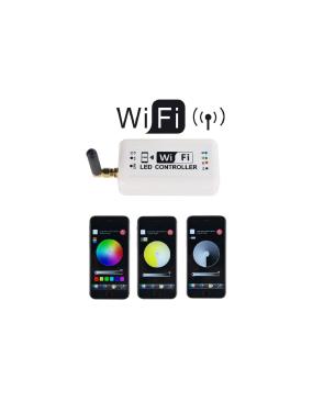 Controlador RGB Wifi 12 Amp
