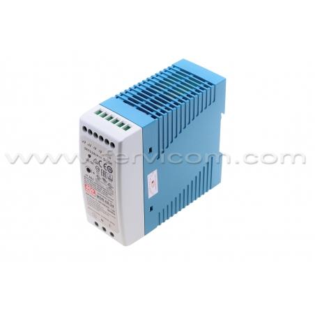 24V@2.5 Amp Mean Well MDR-60-24