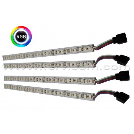 Regleta Led RGB 12V 72Leds