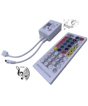 Controlador RGB Musical...