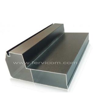 Perfil Aluminio 7530