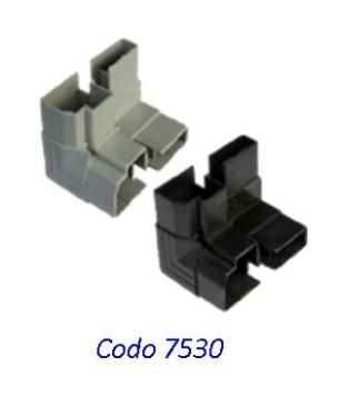 Codo Plastico 7530