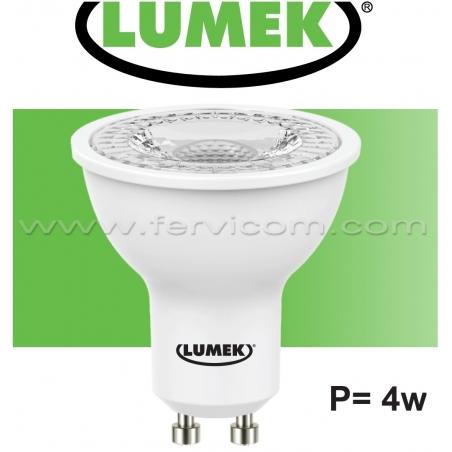 Bombillo MR16 Calido 4W Lumek