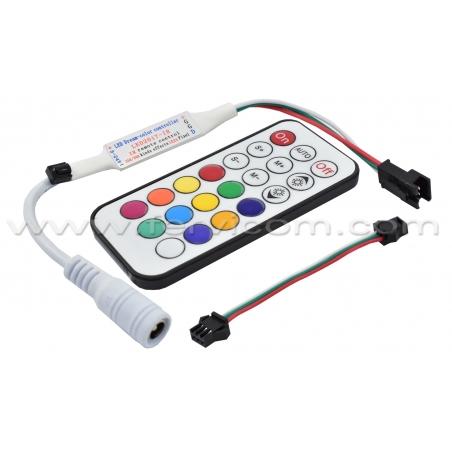 Controlador RGB Pixel Mini
