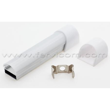 Perfil Aluminio RR1509
