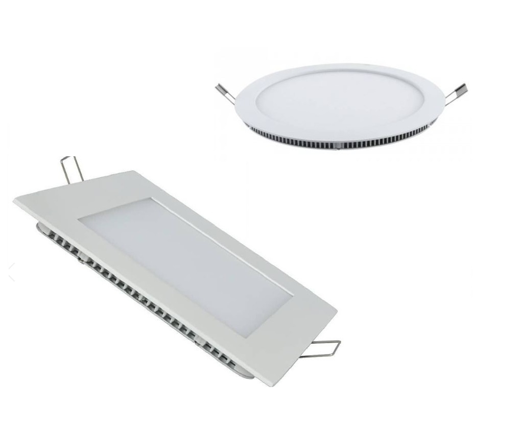 Paneles LED Incrustar