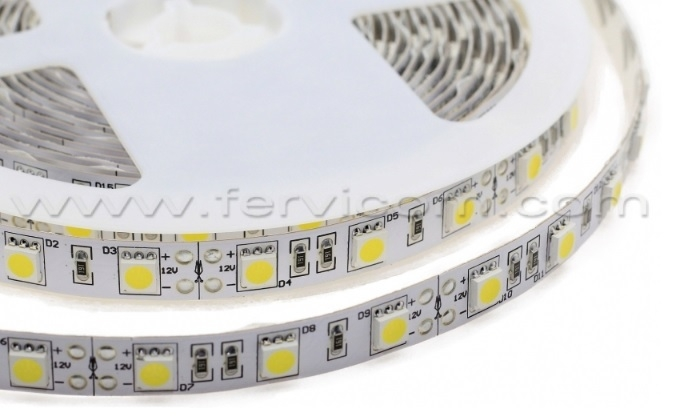 Cinta LED Profesional Tipo1 Calida y Blanca